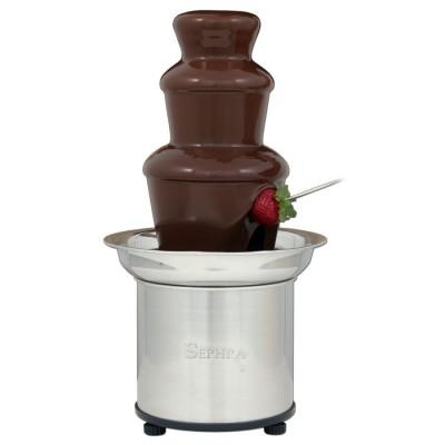 Čokoládová fontána Premier bílá, 39 cm