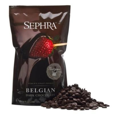Hořká čokoláda do fontány Sephra 907 g